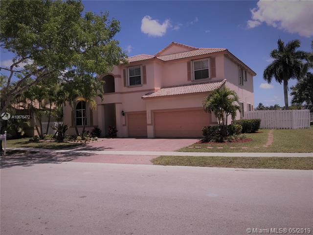 14690 SW 33rd Ct, Miramar, FL 33027 (MLS #A10676472) :: The Riley Smith Group