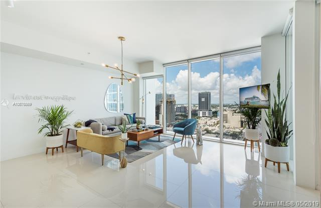 1040 Biscayne Blvd #2105, Miami, FL 33132 (MLS #A10676569) :: Green Realty Properties