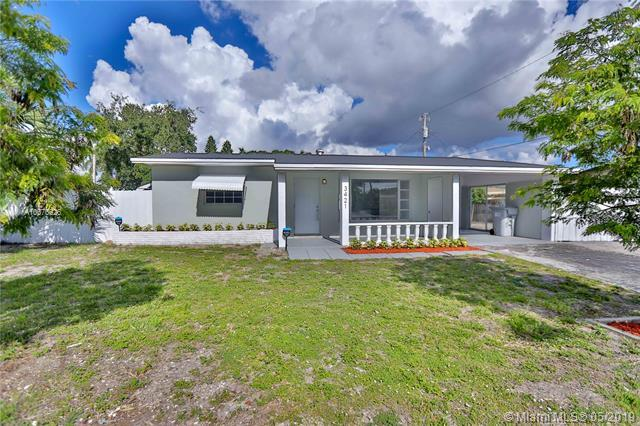 3421 NE 12th Ave, Pompano Beach, FL 33064 (MLS #A10676626) :: RE/MAX Presidential Real Estate Group