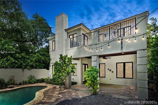 1672 Micanopy Ave, Miami, FL 33133 (MLS #A10676805) :: The Brickell Scoop