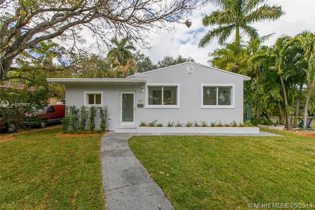 332 Minola Dr, Miami Springs, FL 33166 (MLS #A10676970) :: The Riley Smith Group