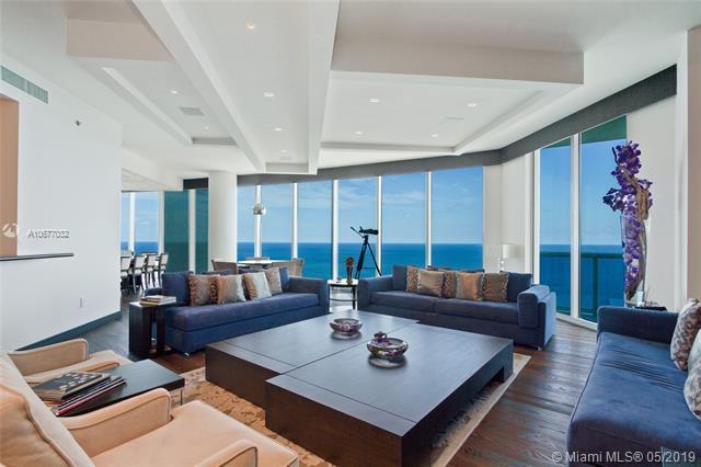 2711 S Ocean Dr #3505, Hollywood, FL 33019 (MLS #A10677032) :: Grove Properties