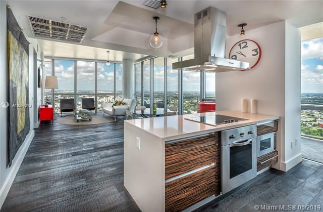 1100 Biscayne Blvd #5707, Miami, FL 33132 (MLS #A10677048) :: The Riley Smith Group