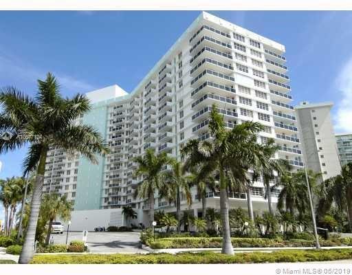 3725 S Ocean Dr #415, Hollywood, FL 33019 (MLS #A10677124) :: The Paiz Group
