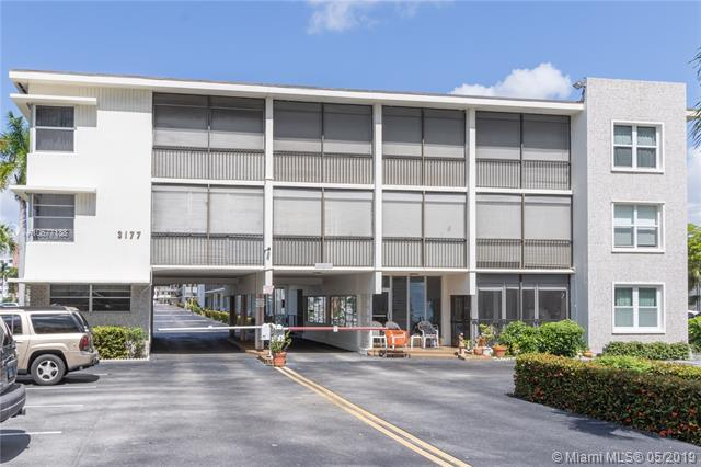 3177 S Ocean Dr #313, Hallandale, FL 33009 (MLS #A10677138) :: Ray De Leon with One Sotheby's International Realty
