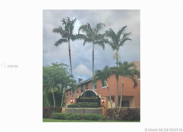 6905 Sienna Club Pl #6905, Lauderhill, FL 33319 (MLS #A10677354) :: Green Realty Properties
