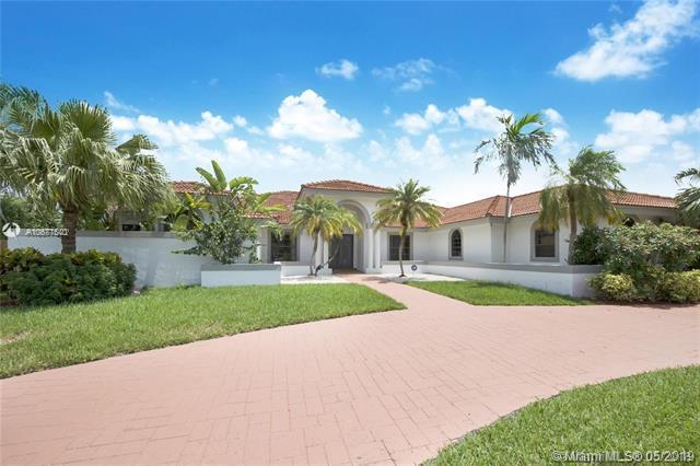 17655 SW 80th Ct, Palmetto Bay, FL 33157 (MLS #A10677540) :: Castelli Real Estate Services
