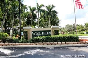 9511 Weldon Cir G416, Tamarac, FL 33321 (MLS #A10677598) :: The Riley Smith Group