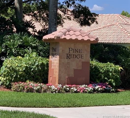 4193 Pine Ridge Ln, Weston, FL 33331 (MLS #A10677855) :: The Edge Group at Keller Williams
