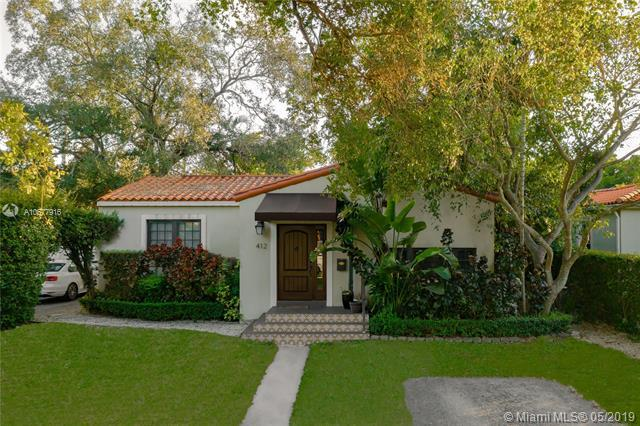 412 Alminar Ave, Coral Gables, FL 33146 (MLS #A10677916) :: The Maria Murdock Group