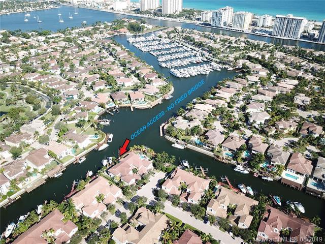 921 Harbor Vw N, Hollywood, FL 33019 (MLS #A10677953) :: The Paiz Group