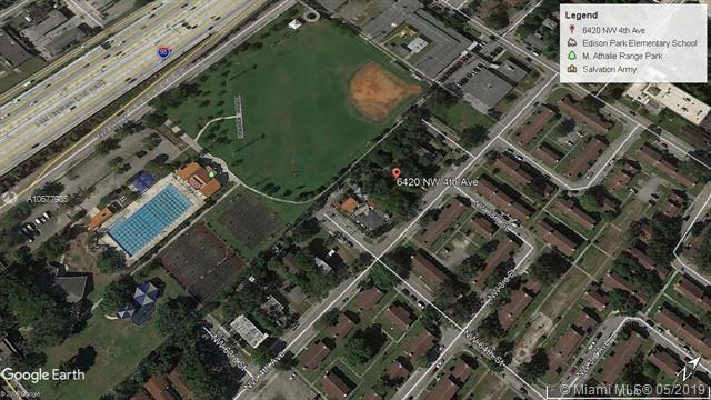 6420 NW 4th Ave, Miami, FL 33150 (MLS #A10677985) :: Castelli Real Estate Services