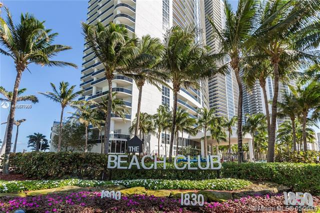 1800 S Ocean Dr #1004, Hallandale, FL 33009 (MLS #A10677986) :: The Edge Group at Keller Williams