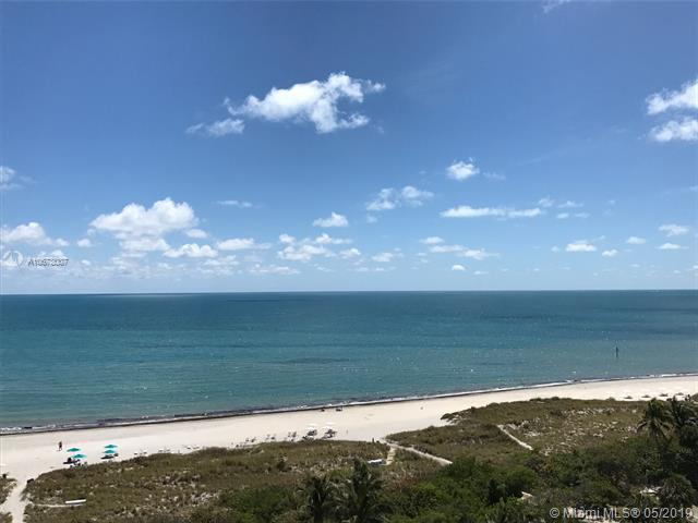 177 Ocean Lane Dr #1209, Key Biscayne, FL 33149 (MLS #A10678007) :: The Paiz Group
