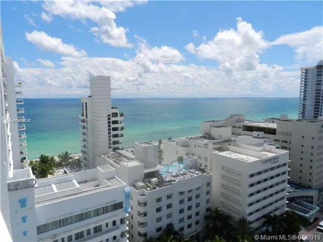 4401 Collins Ave #1706, Miami Beach, FL 33140 (MLS #A10678048) :: Green Realty Properties