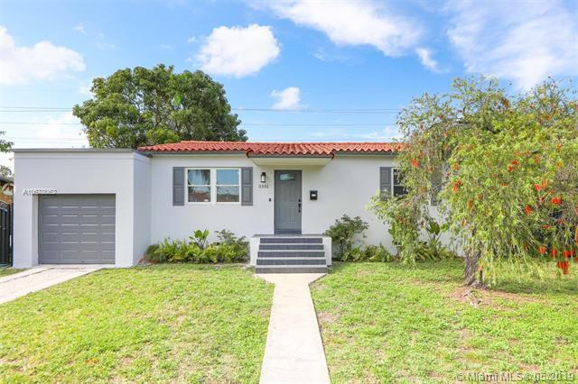 3301 SW 16th Ter, Miami, FL 33145 (MLS #A10678062) :: Green Realty Properties