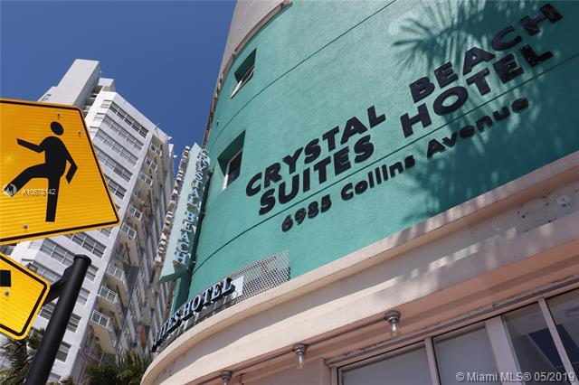 6993 Collins Ave, Miami Beach, FL 33141 (MLS #A10678142) :: The Paiz Group