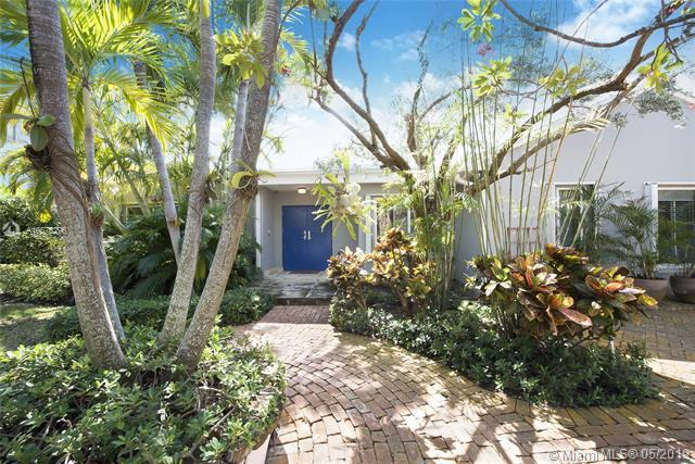 128 W Mashta Dr, Key Biscayne, FL 33149 (MLS #A10678296) :: The Paiz Group