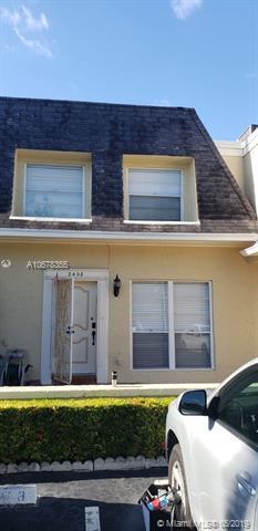 2408 NE 11th St #158, Hallandale, FL 33009 (MLS #A10678355) :: The Paiz Group
