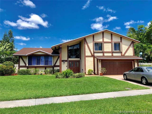 5361 SW 21st Court, Plantation, FL 33317 (MLS #A10678380) :: EWM Realty International