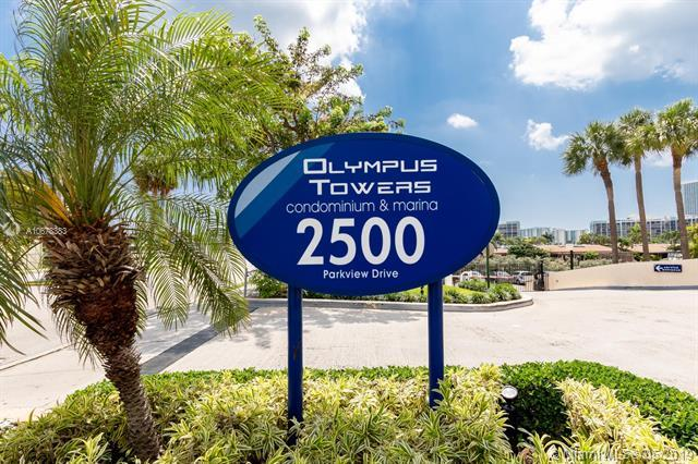 2500 Parkview Drive #410, Hallandale, FL 33009 (MLS #A10678383) :: The Paiz Group