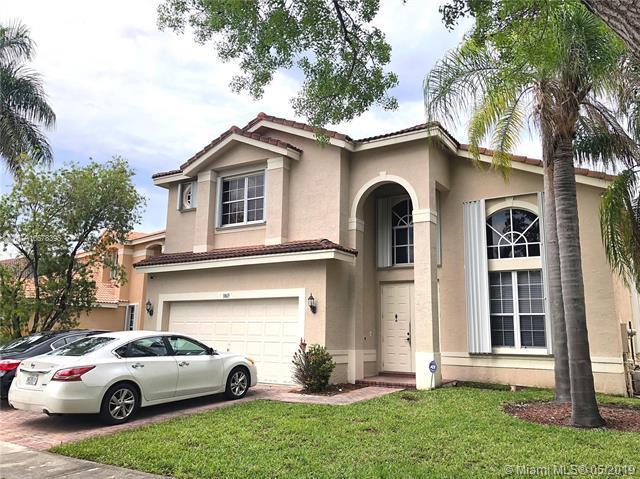 1865 SW 163rd Ave, Miramar, FL 33027 (MLS #A10678398) :: EWM Realty International