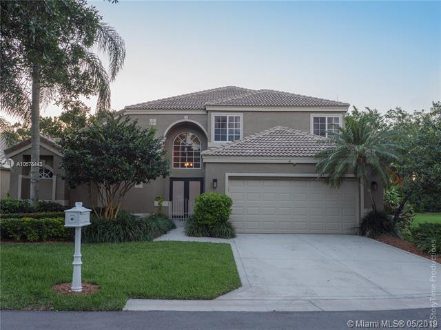 2009 Island Cir, Weston, FL 33326 (MLS #A10678443) :: The Rose Harris Group