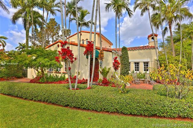 1203 N Greenway Dr, Coral Gables, FL 33134 (MLS #A10678491) :: Green Realty Properties