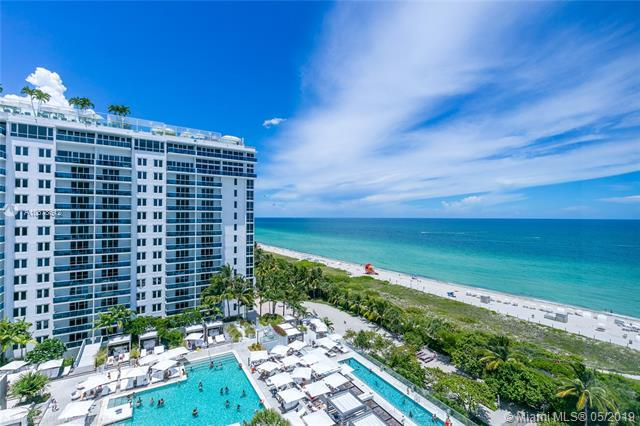 2301 Collins Ave #912, Miami Beach, FL 33139 (MLS #A10678612) :: The Edge Group at Keller Williams