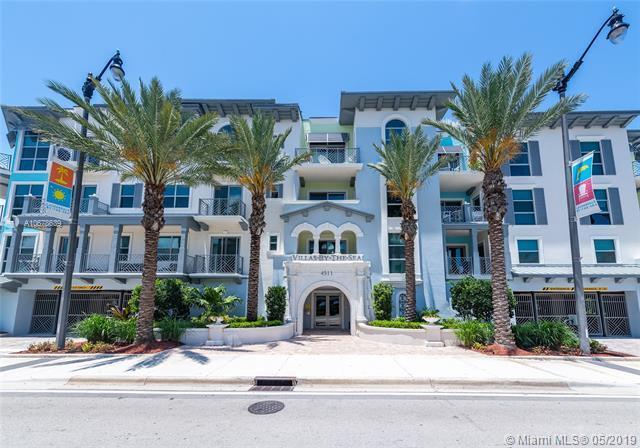 4511 El Mar Dr #203, Lauderdale By The Sea, FL 33308 (MLS #A10678639) :: EWM Realty International