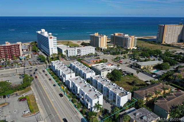 1343 N Ocean Blvd #1343, Pompano Beach, FL 33062 (MLS #A10678828) :: EWM Realty International