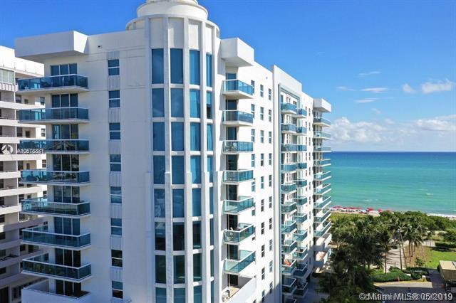9201 Collins Ave #526, Surfside, FL 33154 (MLS #A10678881) :: Lucido Global