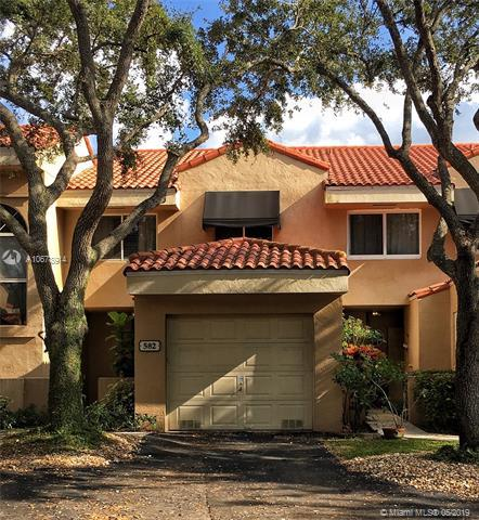 582 N University Drive, Plantation, FL 33324 (MLS #A10678914) :: EWM Realty International