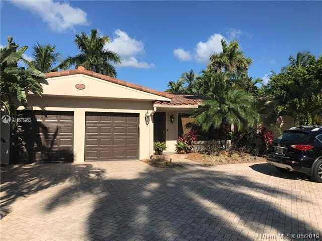 122 Fiesta Way, Fort Lauderdale, FL 33301 (MLS #A10678963) :: EWM Realty International