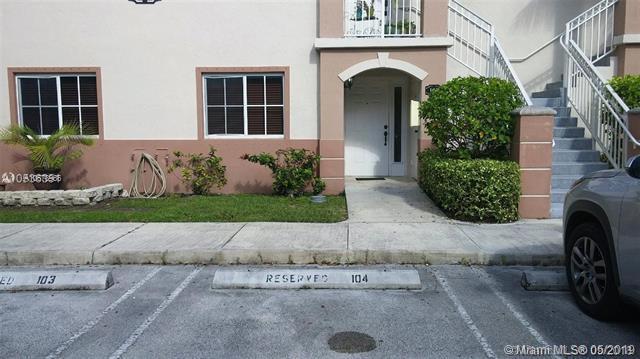 2701 SE 12th Rd #104, Homestead, FL 33035 (MLS #A10678966) :: Green Realty Properties