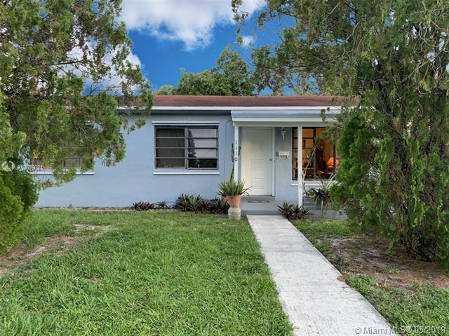 1110 NW 128th Ter, North Miami, FL 33168 (MLS #A10679021) :: Green Realty Properties