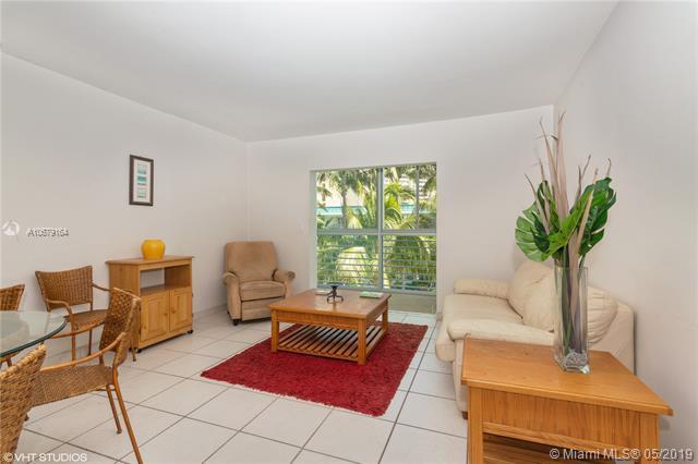 301 Sunrise Dr 3C, Key Biscayne, FL 33149 (MLS #A10679164) :: Green Realty Properties
