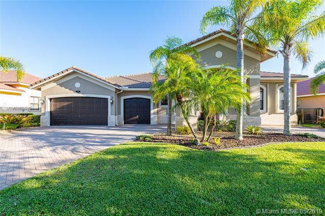 19120 SW 24th St, Miramar, FL 33029 (MLS #A10679295) :: The Jack Coden Group