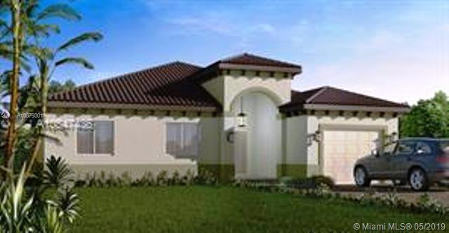 17360 SW 299th St, Homestead, FL 33030 (MLS #A10679301) :: Green Realty Properties