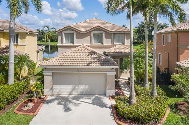 920 Golden Cane Dr, Weston, FL 33327 (MLS #A10679423) :: EWM Realty International