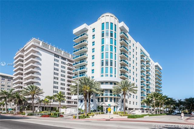 9201 Collins Ave #1124, Surfside, FL 33154 (MLS #A10679517) :: The Jack Coden Group
