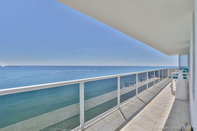 3725 S Ocean Ph1, Hollywood, FL 33019 (MLS #A10679554) :: The Edge Group at Keller Williams