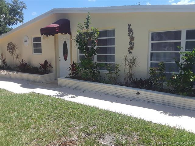 1008 E River Dr, Margate, FL 33063 (MLS #A10679611) :: Green Realty Properties