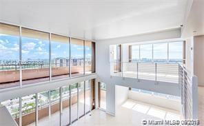 11113 Biscayne Blvd Ph-54, Miami, FL 33181 (MLS #A10679768) :: The Riley Smith Group
