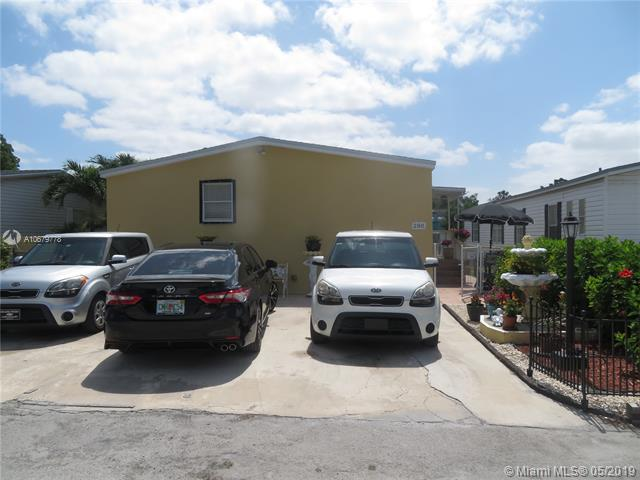 19800 SW 180th Ave Lot #280, Miami, FL 33187 (MLS #A10679778) :: The Riley Smith Group