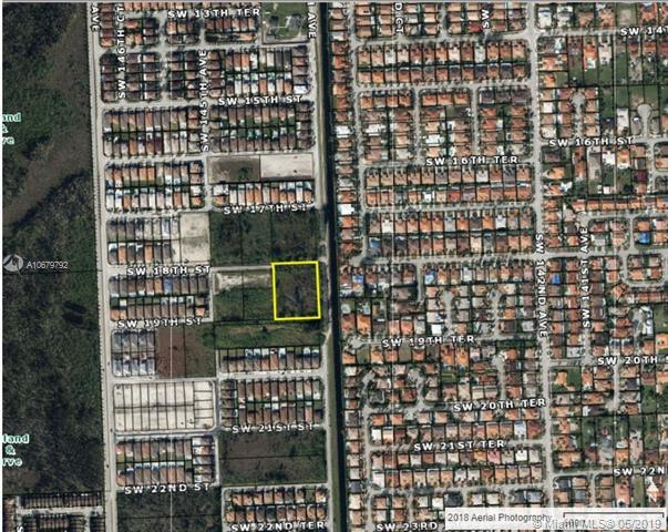 144 18, Miami, FL 33175 (MLS #A10679792) :: The Rose Harris Group
