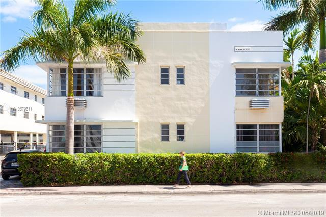 730 10th St #201, Miami Beach, FL 33139 (MLS #A10679811) :: Carole Smith Real Estate Team