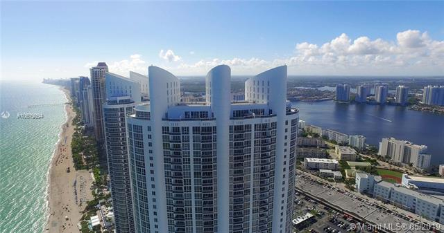 18201 Collins Ave #5101, Sunny Isles Beach, FL 33160 (MLS #A10679894) :: United Realty Group
