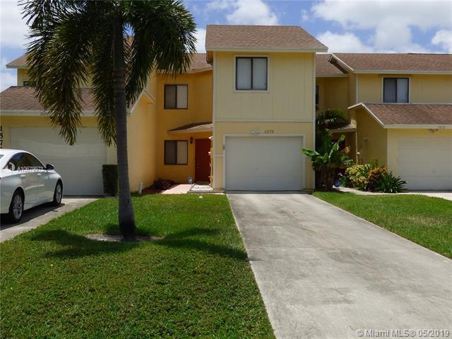 1573 Woodbridge Lakes Cir #1573, West Palm Beach, FL 33406 (MLS #A10679973) :: EWM Realty International