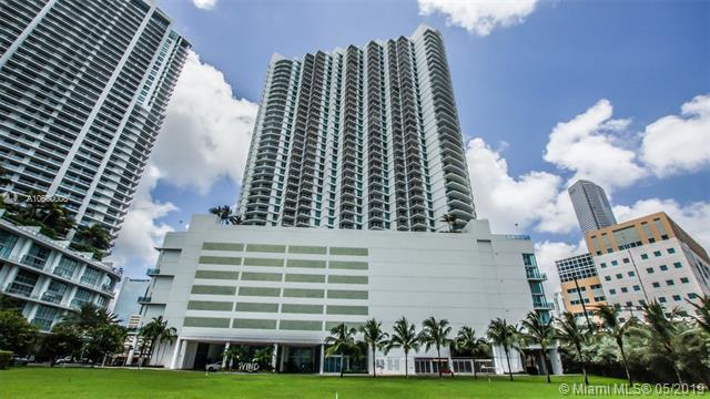 350 S Miami Ave #3601, Miami, FL 33130 (MLS #A10680008) :: The Adrian Foley Group